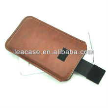 imported japan crowhide tradition procession protective case for kinds of brand Mobile Phones