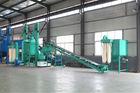 New design CE approved 200-800kg/h wood pellet production line, pellet making production line