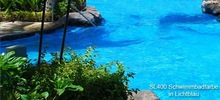 COATING / PAINT FOR SWIMMING POOL POOLS AND FISH PONTS IN ANY COLORS
