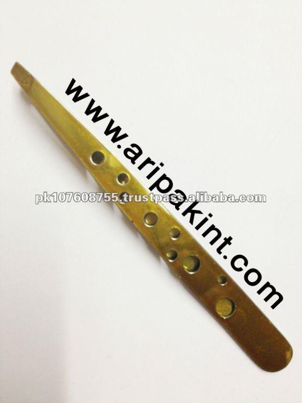 High Quality Stainless Steel Eyebrow Tweezers