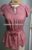 sexy western tops ladies handwork embroidery designs neck designs for ladies dress tops
