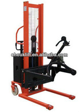 Semi electric drum stacker with Import power unit--NBP