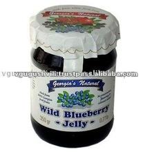 Georgia Natural Wild Blueberry Jelly