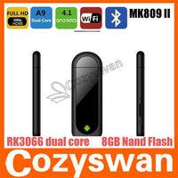 MK809II Dual Core Mini PC Android 4.2 RK3066 Cortex A9 HDMI Dongle Google Smart Tv Box