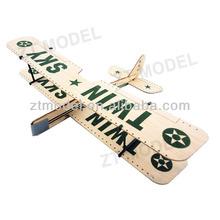 Sky Boy Twin Sky 12 Balsa Hand Launch Glider Balsa Wood Planes Balsa plane model
