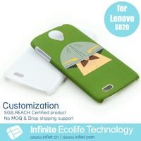 Cheap Mobile Phone Case for Lenovo S820 Funky Mobile Phone Case