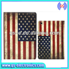 2013 Newest Retro Union Jack United Kingdom UK Flag Pattern Leather Case Retro Vintage Old Looking USA Flag Case for ipad 2 3 4