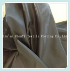 Factory price dyed and coating fabric 100% Polyester taffeta