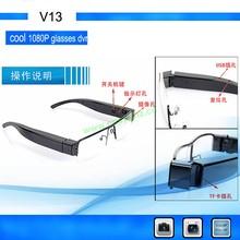 5.0M PIXEL image video digital glasses ,digital glasses caemra recorder with metal frame