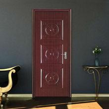 interior house design mahogany cherry solid wood door
