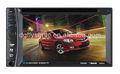 Caliente doble din con pantalla táctil, gps, bluetooth, tv, el ipod de dvd del coche con gps