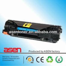 New black toner 435 cb compatible hp laserjet p1005 cartridge universal compatible hp toner cartridge 285a or hp p1005 opc drum