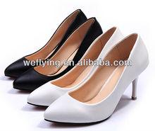 ballet high heel shoes 2013 new fashion women dress shoes WH40043