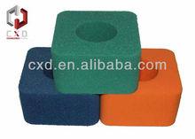 black polyurethane packaging foam density