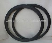Full carbon fiber rim 700C 38mm+50mm clincher combo rims American racing rim