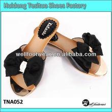 2014 Hottest New Designer Beautiful Shoes No Heel Wholesaler wholesale flat sandals for ladies