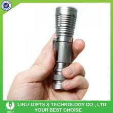 Portable waterproof maglite flashlight