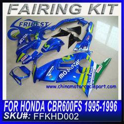 Fairing Kits For HONDA CBR600FS 1995-1996 MOVISTAR