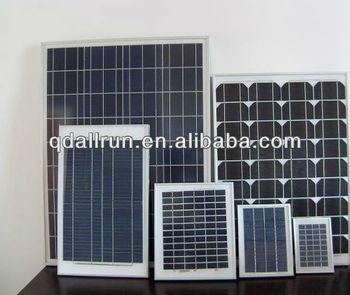 10 W TO 150W A grade solar panel 12v