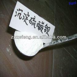 Precipitated Barium sulphate Industrial grade