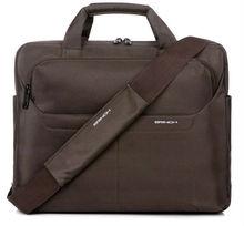 "Men 15.6"" waterproof nylon stock laptop messenger bag"