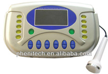 Multi-functional digital tens massager with electrotherapy/heating/laser/ultrasound functions D508A/ massager