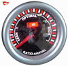 60mm/52mm Racing Stepper Motor Air/Fuel Ratio Auto Gauge-PK (Auto Meter) Warning and Peak