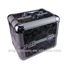 Cosmetic Case makeup case hard metal beauty case