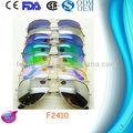 fm2410 amarelo lente polarizada aviador óculos de sol revo com visão noturna condução óculos