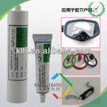 rtv silicone impermeável cola transparente durável lento cola