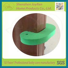 Child safety sliding eva foam door guards