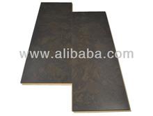 Shadow Black Floating Cork Flooring