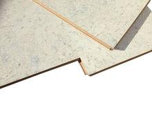 Hypo-allergic cork flooring