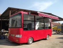 Big Sale Electric Mobile Food Truck For Sale
