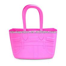 Popular waterproof silicone tote bag