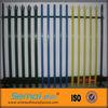 Steel guardrail fence railing guardrail garden fence pvc fence