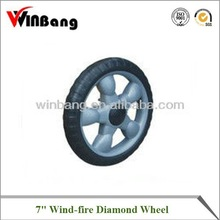 "7"" Wind-fire Diamond Wheel"