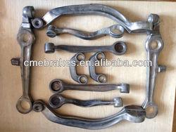 Forging Aluminum Control Arm A4 B5 blank A6082 T6