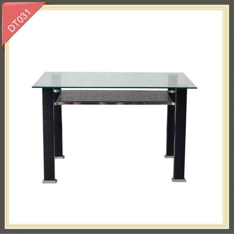 Mesas y sillas de jardín mesa de comedor de madera y mesas de trabajo de teca de mesa plegable DT031