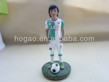 custom polyresin sports statue,resin figurine