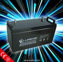 deep cycle battery 12v 120ah, UPS battery, solar battery