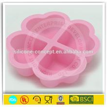 food grade eco-friendly silicone mini ice tray