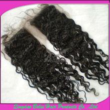 Wholesale 100% Virgin Human Hair Peruvian Hair Lace Frontal Closure