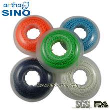 SINO ORTHO elastic power chain bondage gag