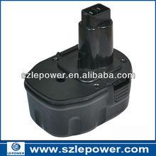 Factory price! 14.4V Ni-MH replacement Power Tool Battery for Dewalt DC9091 DE9038 DE9091 DE9092 DE9094 DE9502 DW9091 DW9094
