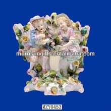 Sweet Children Design Fashion and Custom Porcelain Ceramic Flowers