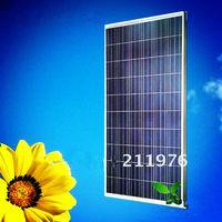 Bluesun TOP seller poly 260W cheap solar panel for india market