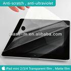Full body screen protector for ipad Mini(factory supply)