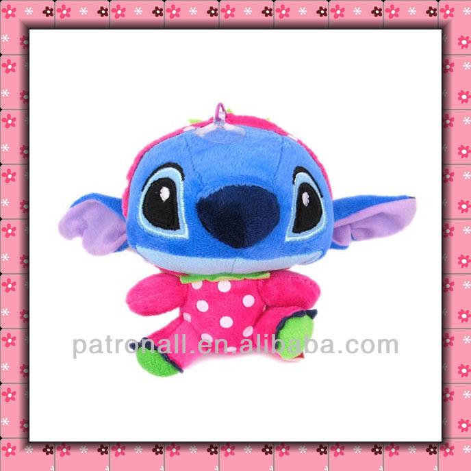 ขนาดแตกต่างกันของlilo& stitchการ์ตูนการ์ตูนของเล่นตุ๊กตาpatronallcoltdของ