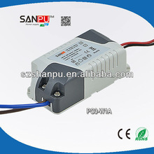 2013 hot selling CE ROHS PC 3W 350mA constant current led driver, light driver manufacturer, supplier & exporter